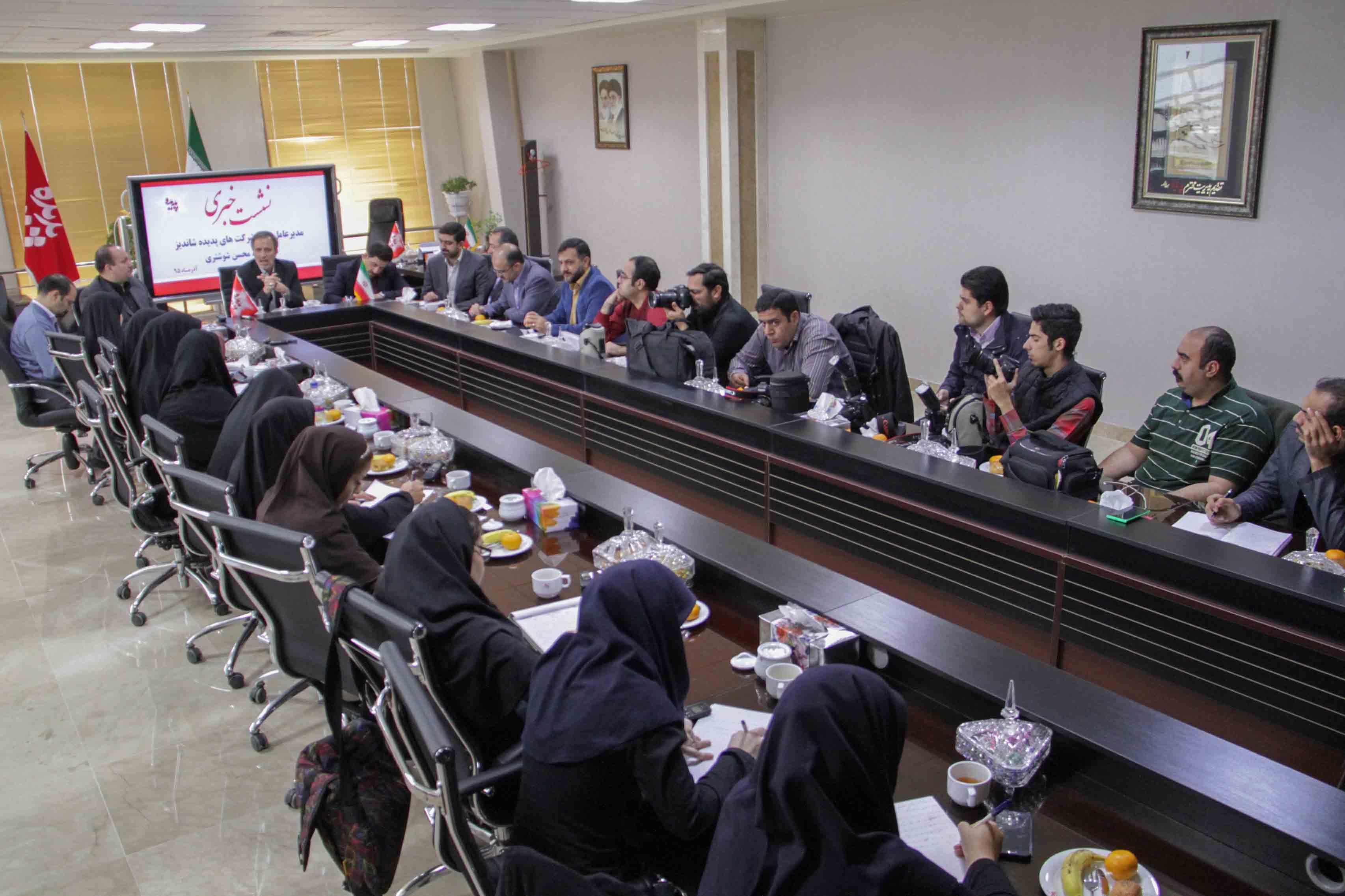 حواشی اولین نشست خبری مدیر عامل پدیده شاندیز؛ از حضور فعال خبرنگاران تا ممنوع المعامله شدن مدیرعامل